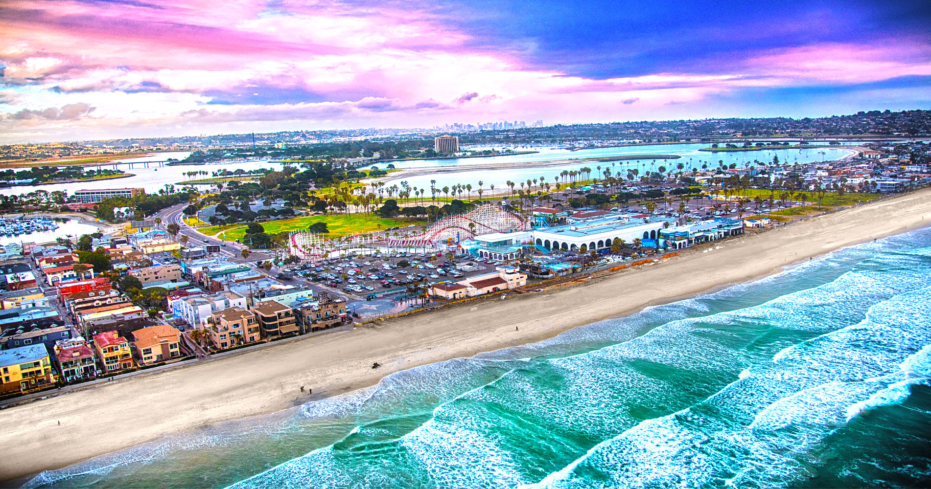 San Diego Beach And Bay Half Marathon